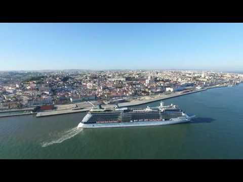 Celebrity Eclipse - Lisbon - 9/27/2016 Sail -Away