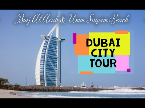 BURJ-AL-ARAB | DUBAI SUNSET BEACH | DAY-3