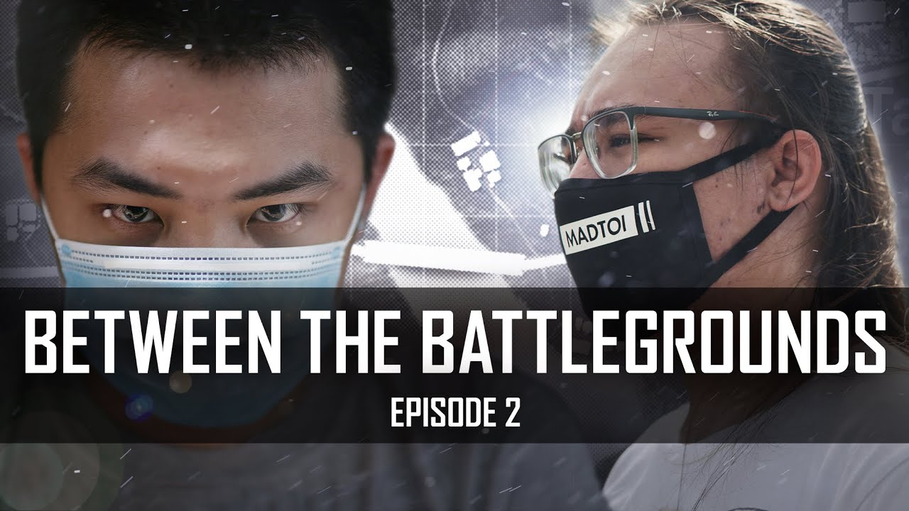 Between The Battlegrounds EP2 - Be Resilient | Documentary Ft. MADTOI, MARTIN and RensKy
