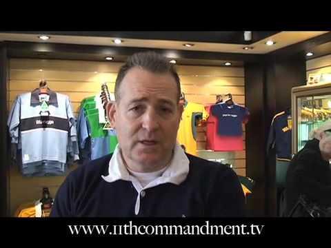 11th Commandment TV Episode 6 - David Campese (Campo)