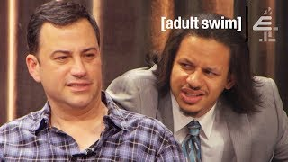 The Jimmy Kimmel Interview | The Eric Andre Show