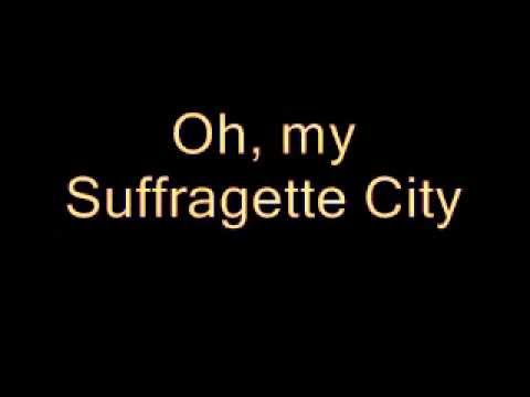 Suffragette City by David Bowie Lyrics