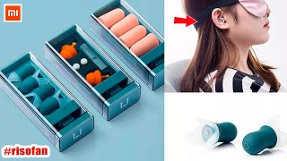 Xiaomi Jordan&Judy Soundproof Earplugs For Sleep Noise Reduction Light Soft Silicone Earplugs. screenshot 4
