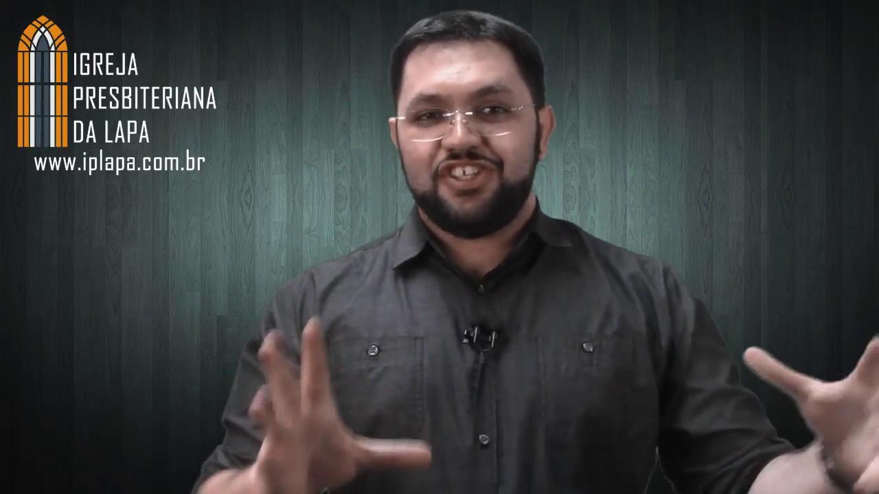 Fome da Palavra - O que Sai da Sua Boca - Rev. Jonatas Miranda