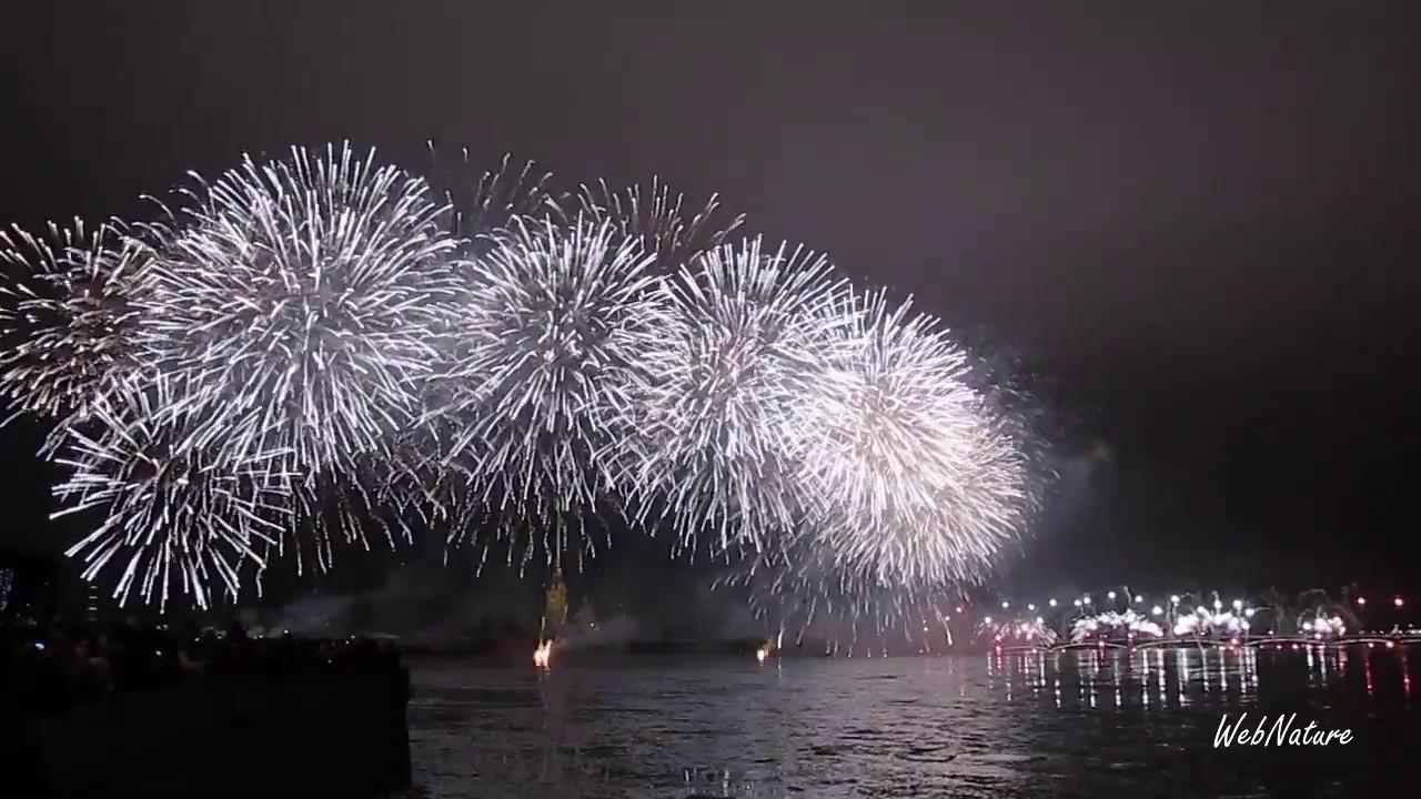 Салют на Новый год 2018 в СПб