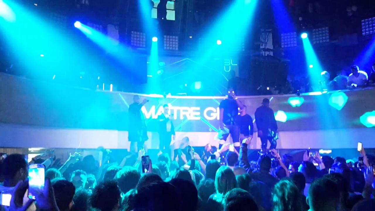 Live In Club Blu , Rotterdam
