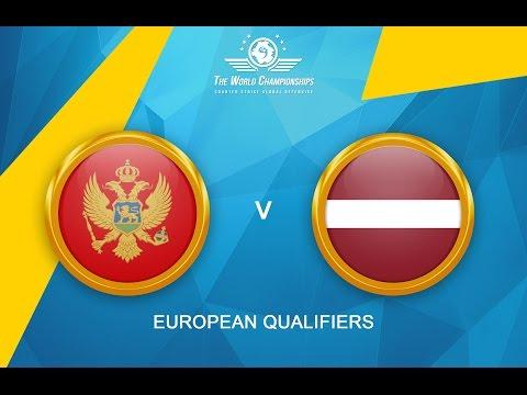 CS:GO - Montenegro vs. Latvia[Mirage - Map 2] - The World Championships 2016