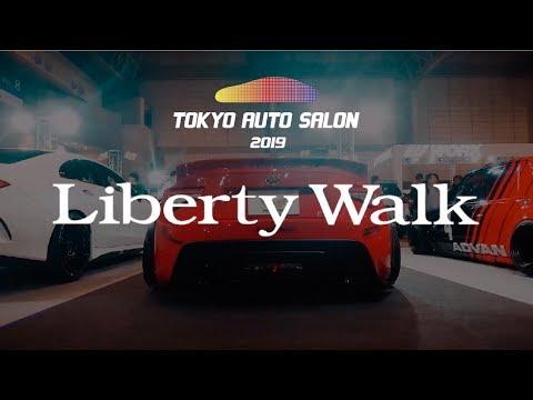 Liberty Walk at Tokyo Auto Salon 2019