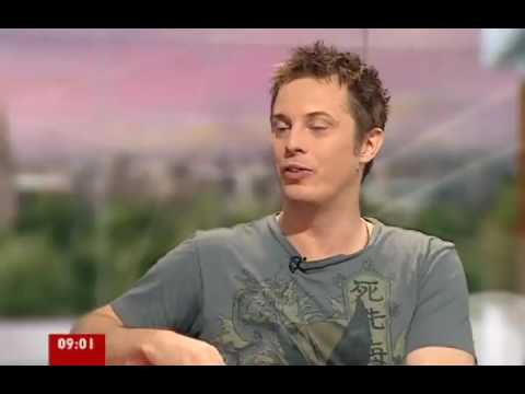 Duncan Jones BBC Breakfast 17 07 09