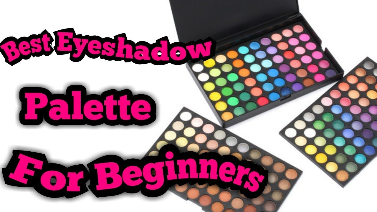 6 Best Eyeshadow Palettes for Beginners
