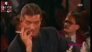 Falco interviewed by Alida Gundlach NDR Talk Show (20.11.1992)