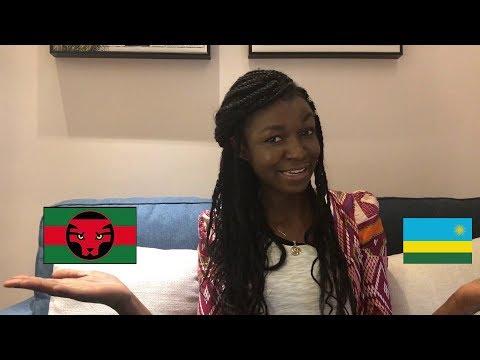 Rwanda is Wakanda