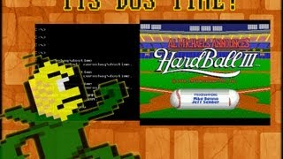 DOS Time - Hardball III