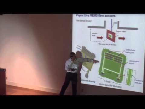 Natural Gas Pipeline Sensors, Igor Paprotny, UI Chicago & UC Berkeley