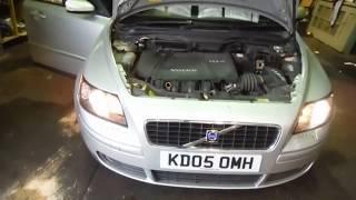 Volvo S40 2005 1.8 МКПП B4184S11 Двигатель авторазбор