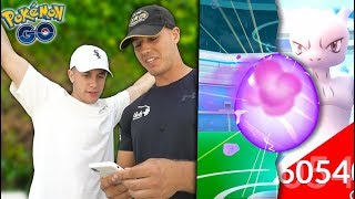 FOR THE FIRST TIME IN POKÉMON GO HISTORY.. (The NEW Mewtwo)