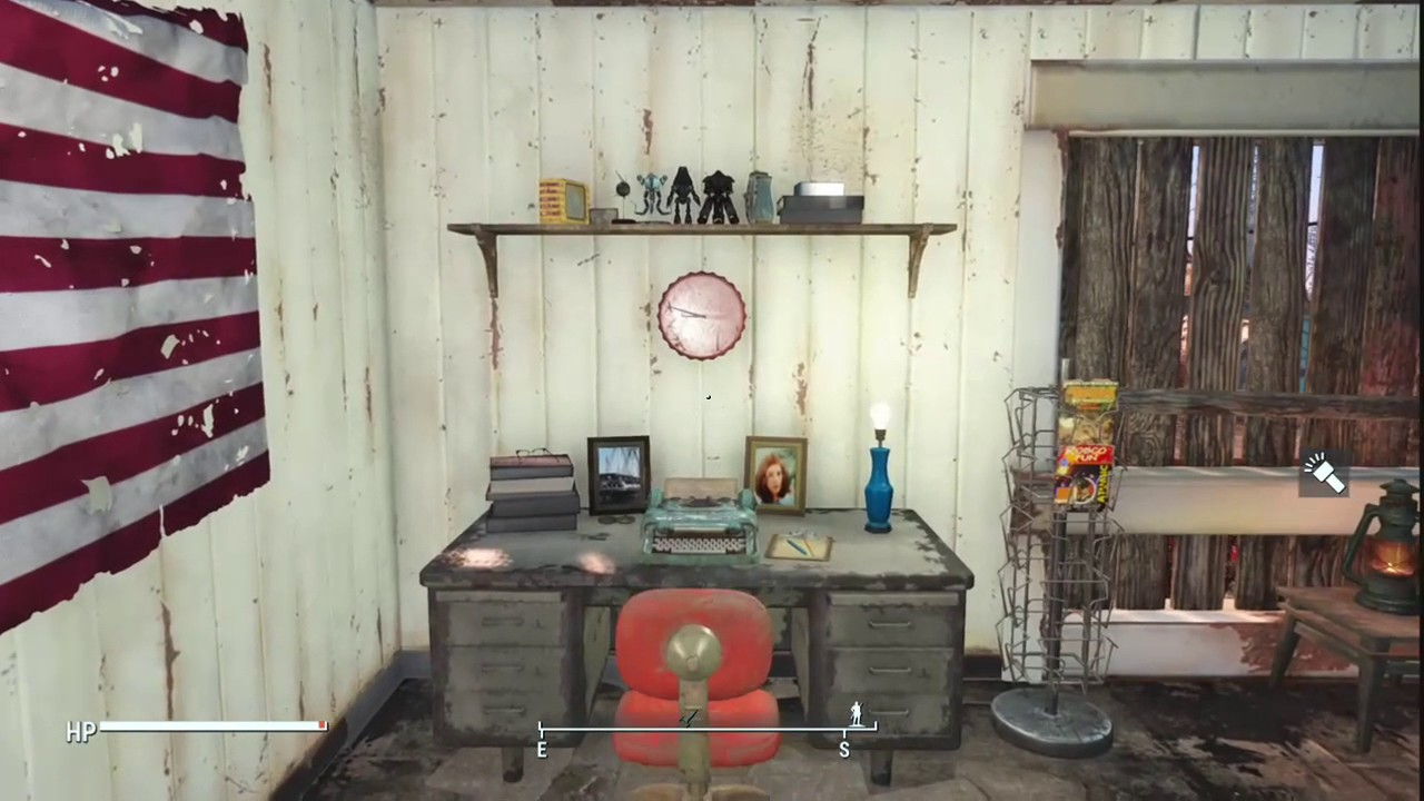 Fallout 4 Bedroom Armory