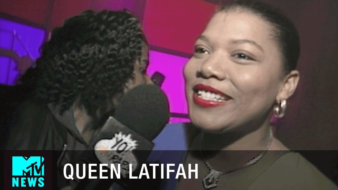 Alle Filme Mit Queen Latifah queen latifah talks about her character on the set of juice | yo! mtv raps  interview 1993