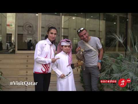 OOREDOO Doha Marathon 2018- Souq Waqif