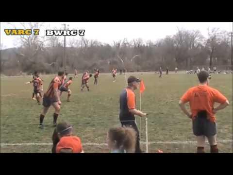 Virginia Rugby Club vs. Blackwater Rugby Club