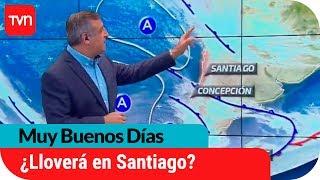 ¿Lloverá en Santiago?| Muy buenos días
