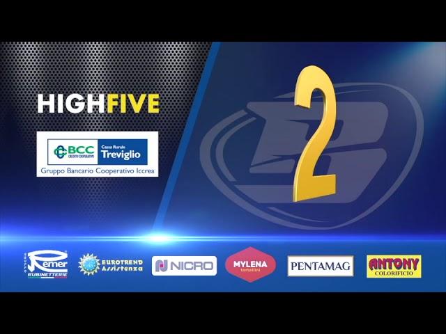 BLU TV | HIGH five Treviglio - Rieti