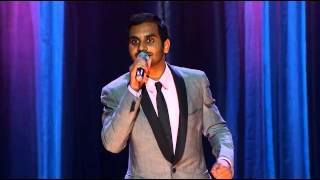 Watch Aziz Ansari: Dangerously Delicious (Stand Up Comedy)(Get Aziz's DVD - http://amzn.to/1xC21T9., 2014-11-15T16:57:28.000Z)