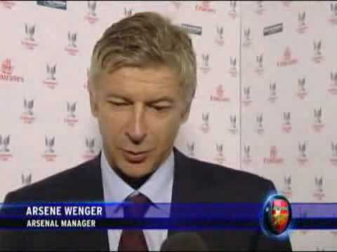 Arsenal vs Atletico Madrid 2-1 Emirates Cup 2009 (01-08-09)
