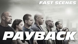 Payback - Juicy J, Kevin Gates, Future & Sage the Gemini (Official Video - Furious 7)