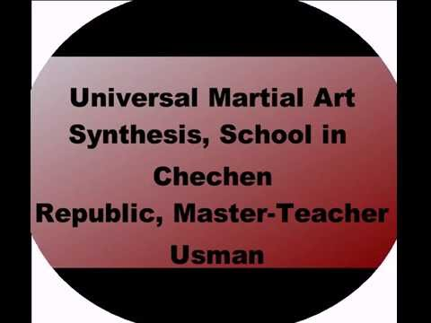 Universal Martial Art Synthesis Chechen Republic