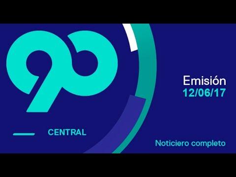 90 Central - 12 de junio del 2017 Programa Completo