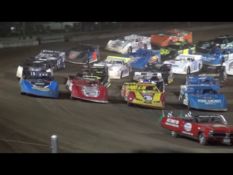 Lucas Oil MLRA Late Model feature Independence Motor Speedway 5/6/17