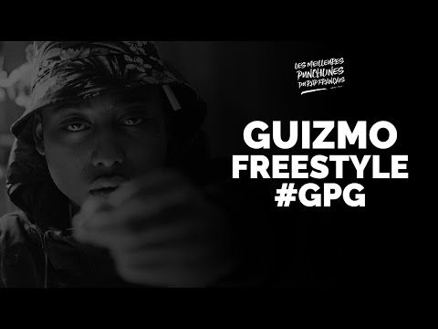 Guizmo - Freestyle #GPG