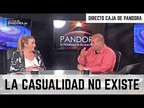 LA CASUALIDAD NO EXISTE - DIRECTO CAJA DE PANDORA // LUZ ARNAU