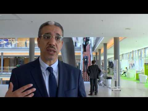 Aziz Rabbah (Morocco) on COP22 (in French)