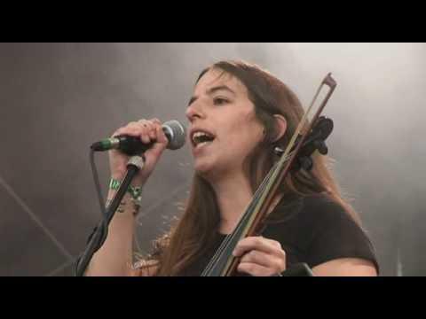 Eluveitie - Slania's Song Live at Summerbreeze 2008(Pro-Shot)