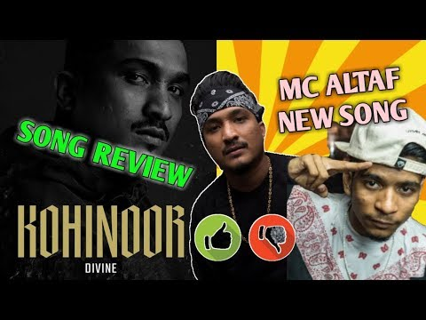 divine---kohinoor-song-review-|-mc-altaf-new-song-this-month