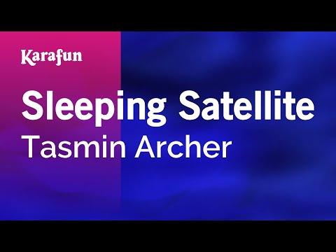 Karaoke Sleeping Satellite  Tasmin Archer *