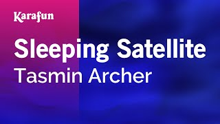 Karaoke Sleeping Satellite - Tasmin Archer *