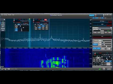 9U4M Burundi - Got out of noise with FlexRadio 6300