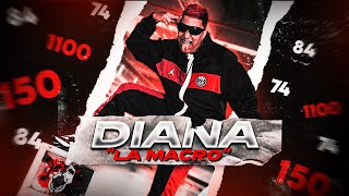 TRAP DE DIANA LA MACRO 🔥🇨🇴 -VIDEO OFICIAL-