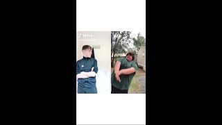 Fat Tik Tok Kid Doing Fortnite Dances! (CRINGY!)