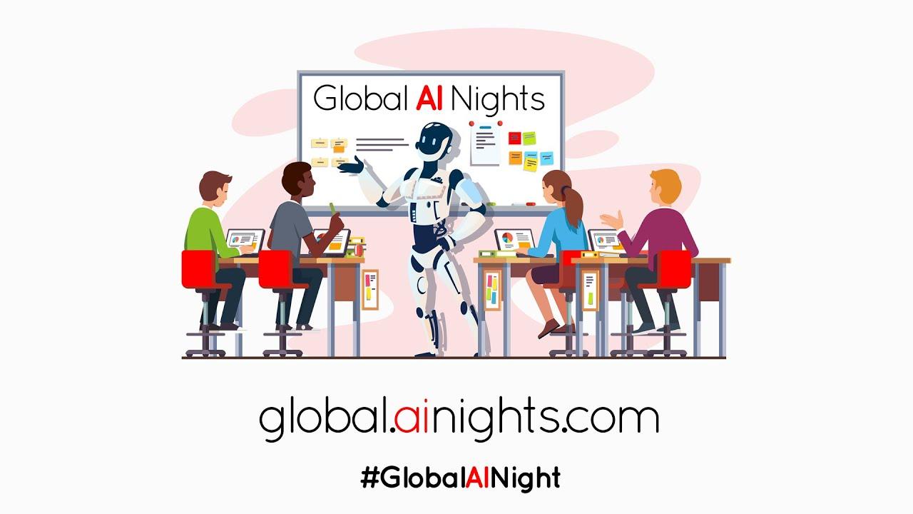 Global AI Night Keynote April 2019