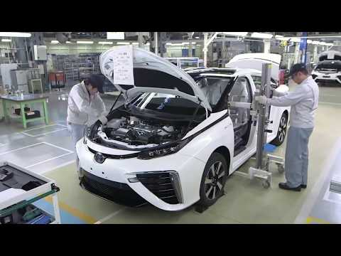 2018 Toyota CHR Production Processing-NEW