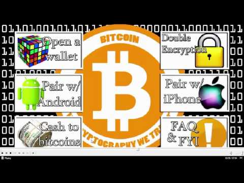 Free bitcoin & Block chain tutorial part 1()