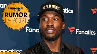 Meek Mill Arrested For Riding A Dirt Bike In New York City
