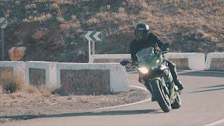 MotoMe test de Kawasaki Ninja 650