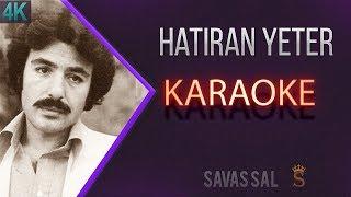 Hatıran Yeter Karaoke 4k