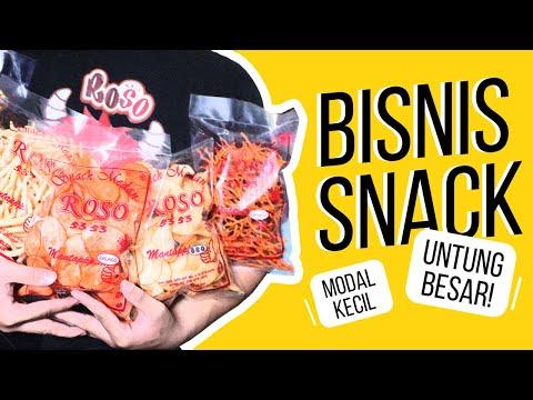 Resep Menjalankan Usaha oleh Snack Roso 5353