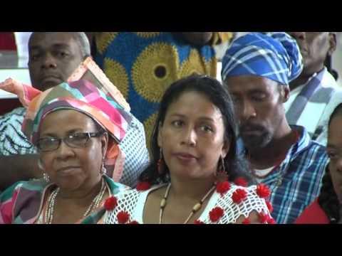 Winti bribi in Suriname : verslag van Cherman Homoet en camera Albert Helstone